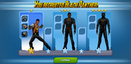 Black Panther Ranks
