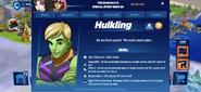 Hulkling's Profile