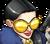 Madame Masque Rank 1 icon