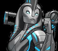 Jocasta (Earth-TRN562) from Marvel Avengers Academy 003