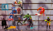 Avengers Assemble toy collection
