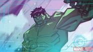Hulk color storyboard