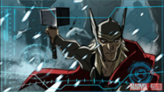 Thor color storyboard