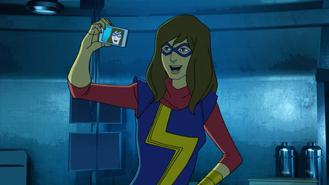 Captain Marvel AUR 05