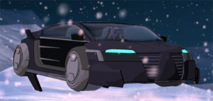 SHIELD Flying car 01
