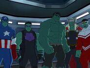 Hulk assembles