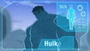 Hulk 96%