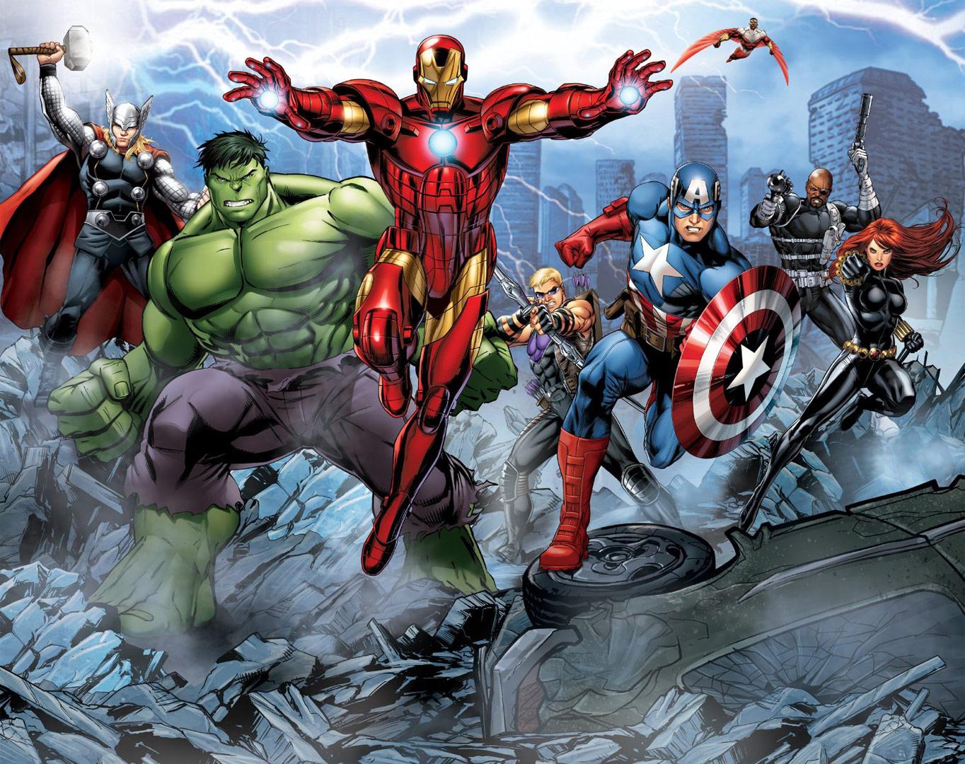 Mind Map Wiki >> Avengers | Marvel's Avengers Assemble Wiki | FANDOM powered by Wikia