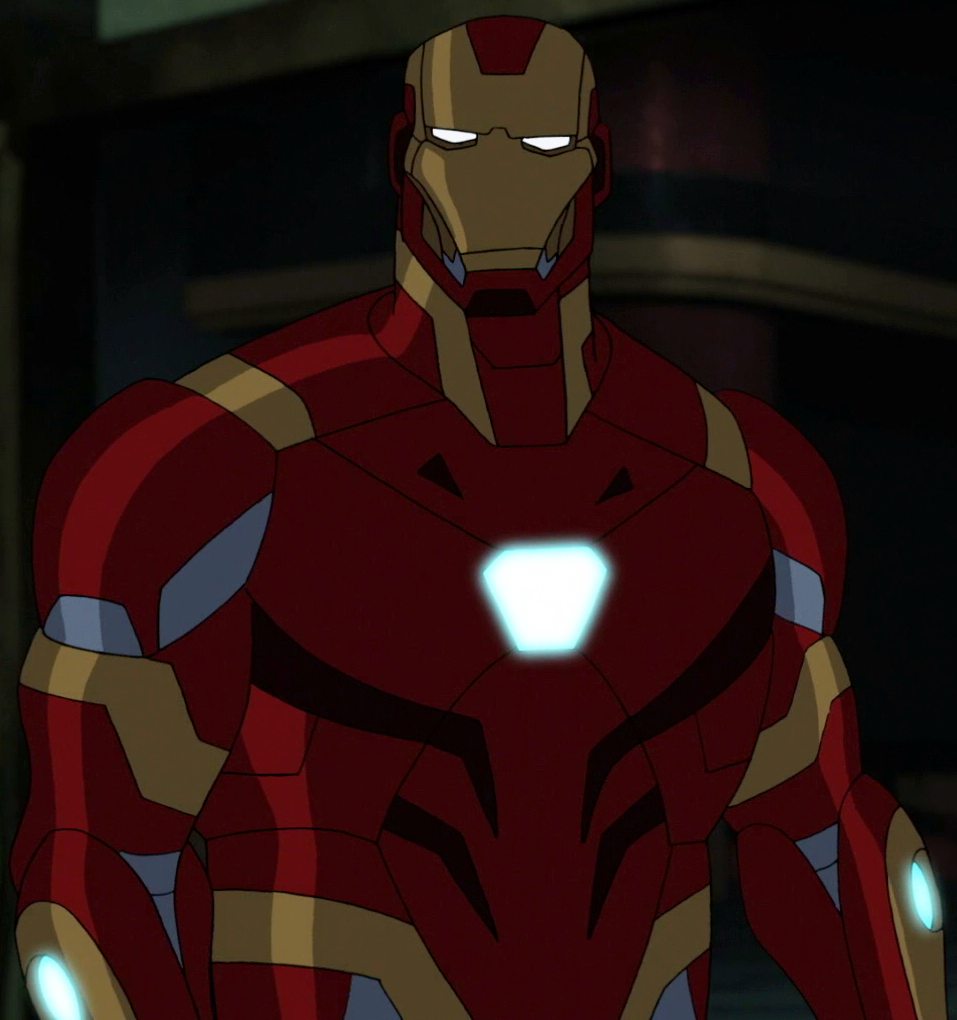 Iron Man | Marvel's Avengers Assemble Wiki | FANDOM powered