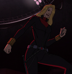Black Widow II
