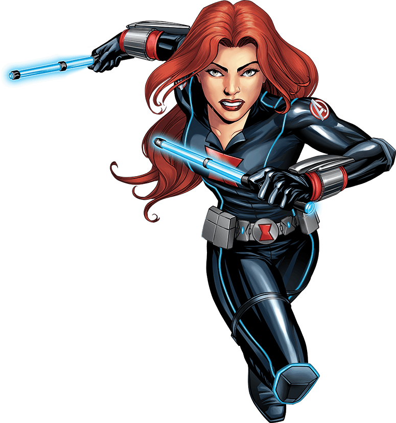 Marvel black widow - photo#35