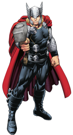 Thor | Marvel's Avengers Assemble Wiki | FANDOM powered by ...