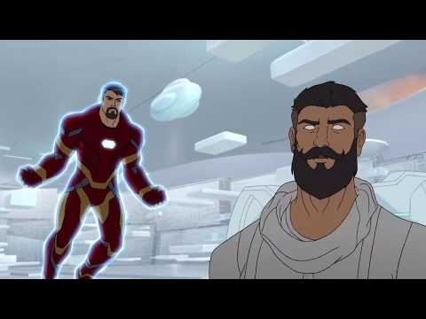 Image result for avengers assemble the citadel