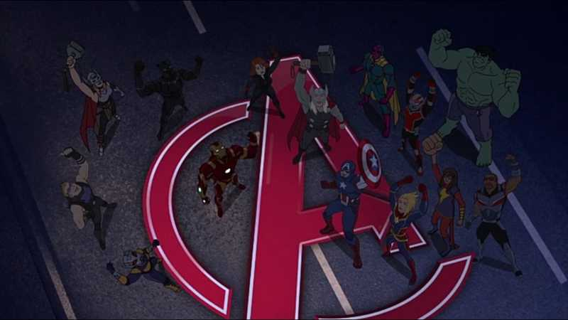 Image result for avengers assemble all things must end