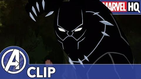 SNEAK PEEK at Marvel's Avengers Black Panther's Quest
