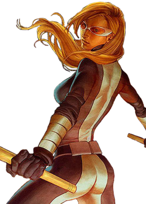 Mockingbird Marvel XP