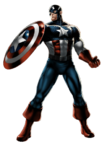 Captain America Marvel XP