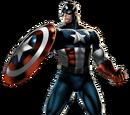 Marvel XP Dossiers/Captain America