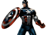 Marvel XP Dossiers/Captain America