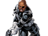 Marvel XP Dossiers/Nick Fury