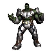 Indestructible Hulk Costume