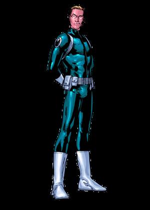 Jasper Sitwell Marvel XP