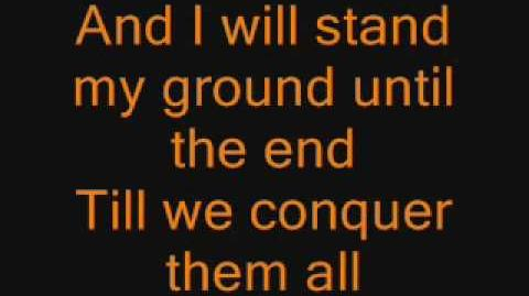 Escape the Fate - This War Is Ours w lyrics