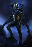 Ant-Man - Konzeptzeichnung 18