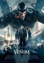 Venom deutsches Kinoposter