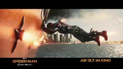 "SPIDER-MAN HOMECOMING - Basically 15"" - Ab 13.7"