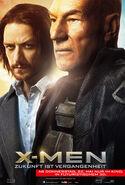 X-Men Zukunft ist Vergangenheit Professor X Poster