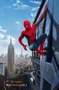 Spider-Man Homecoming deutsches Teaserposter