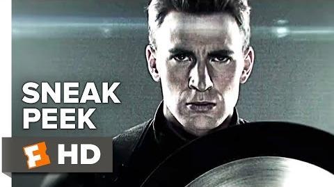 Captain America Civil War Official Sneak Peek - Team Cap (2016) - Chris Evans Movie HD