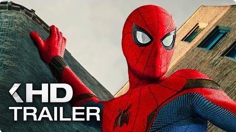 SPIDER-MAN Homecoming Exklusiv Trailer 3 German Deutsch (2017)