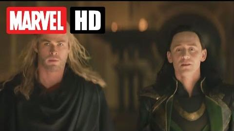 THOR THE DARK KINGDOM - Jetzt im Kino - Marvel