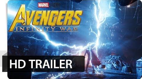 Avengers Infinity War - 2. Offizieller Trailer (deutsch german) Marvel HD