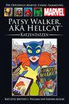 Patsy Walker, AKA Hellcat - Katzentatzen
