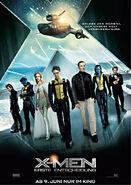 X-Men Erste Entscheidung Poster