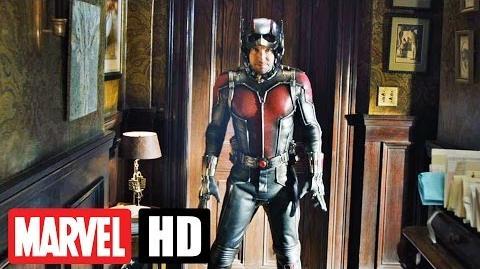 ANT-MAN - Der Anzug hat Macht - Ab 23.07.2015 im Kino MARVEL HD