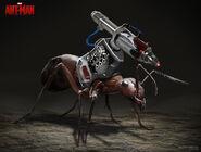 Ant-Man - Konzeptzeichnung 43