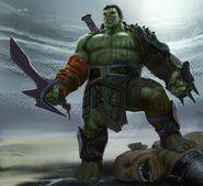 Thor Ragnarok Konzeptzeichnung 45
