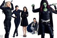 Avengers - Infinity War Vanity Fair Promobild 5