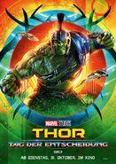 Thor - Tag der Entscheidung Charakterposter Hulk