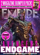Avengers - Endgame Empire Cover 2