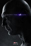 Avengers - Endgame - Drax Poster