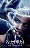 X-Men Apocalypse - Storm Charakterposter