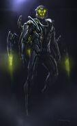 Ant-Man - Konzeptzeichnung 19