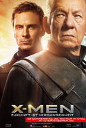 X-Men Zukunft ist Vergangenheit Magneto Poster