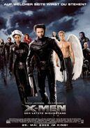 X Men Der letzte Widerstand Poster