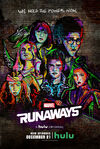 Marvel's Runaways Staffel 2 Poster